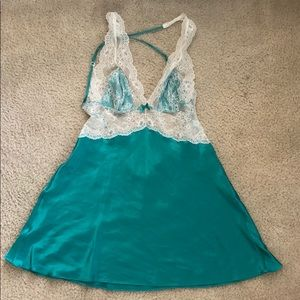 NWOT Victoria Secret lingerie dress slip